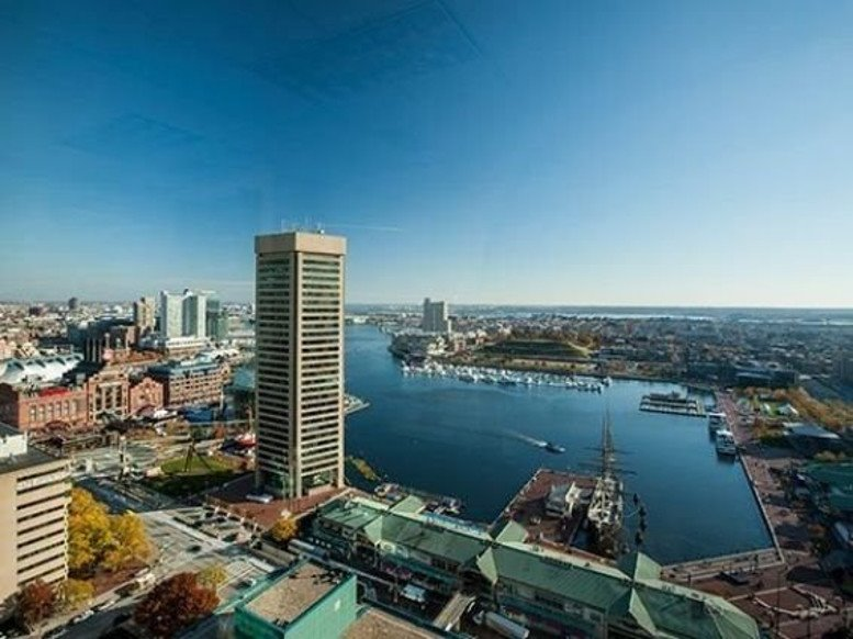 Photo of Office Space available to rent on Harbor Place Tower, 111 South Calvert Street, Inner Harbor, Baltimore