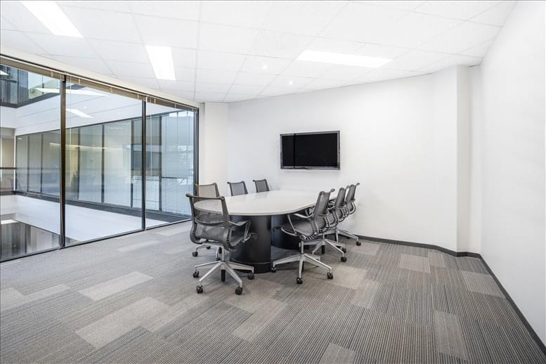 This is a photo of the office space available to rent on 6700 Alexander Bell Drive, Gateway
