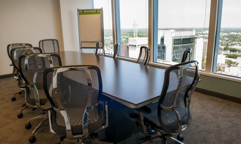 Office for Rent on Bank of America Tower, 50 N Laura St Jacksonville