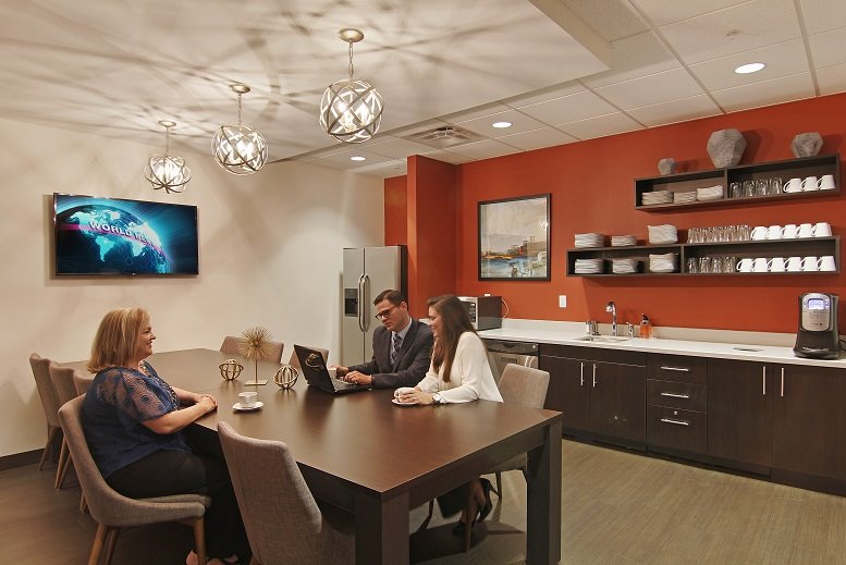 This is a photo of the office space available to rent on 12724 Gran Bay Pkwy