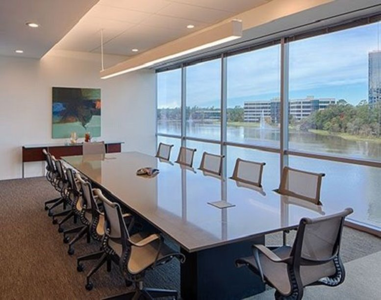 Two Hughes Landing Office Space The Woodlands Tx