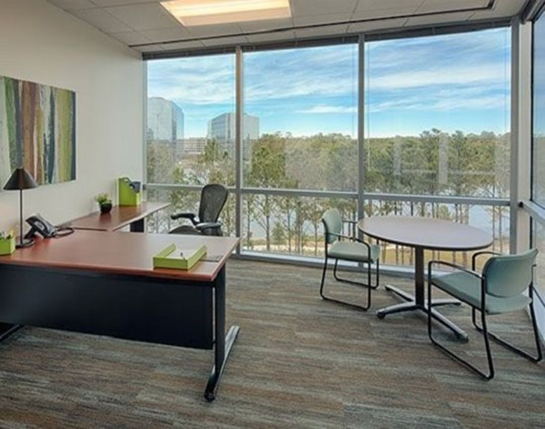 Picture of Two Hughes Landing, 1790 Hughes Landing Blvd, East Shore Office Space available in The Woodlands