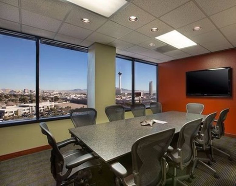 3753 Howard Hughes Parkway Office Images