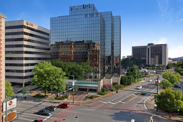 Tallan Financial Center available for companies in Chattanooga