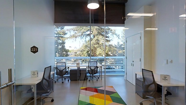 Photo of Office Space available to rent on 101 Jefferson Drive, 1st Floor, Menlo Park