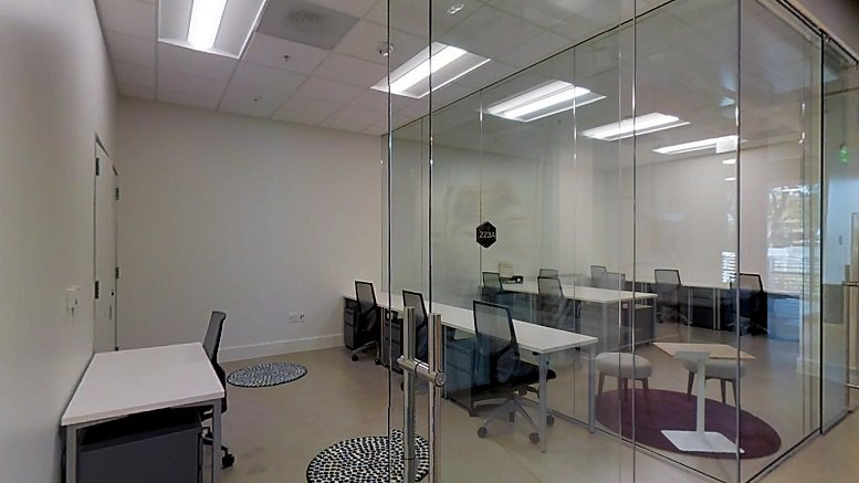 101 Jefferson Drive, 1st Floor Office Space - Menlo Park