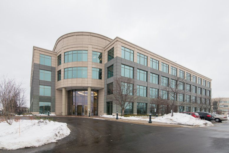 Prairie Glen Corporate Campus available for companies in Glenview