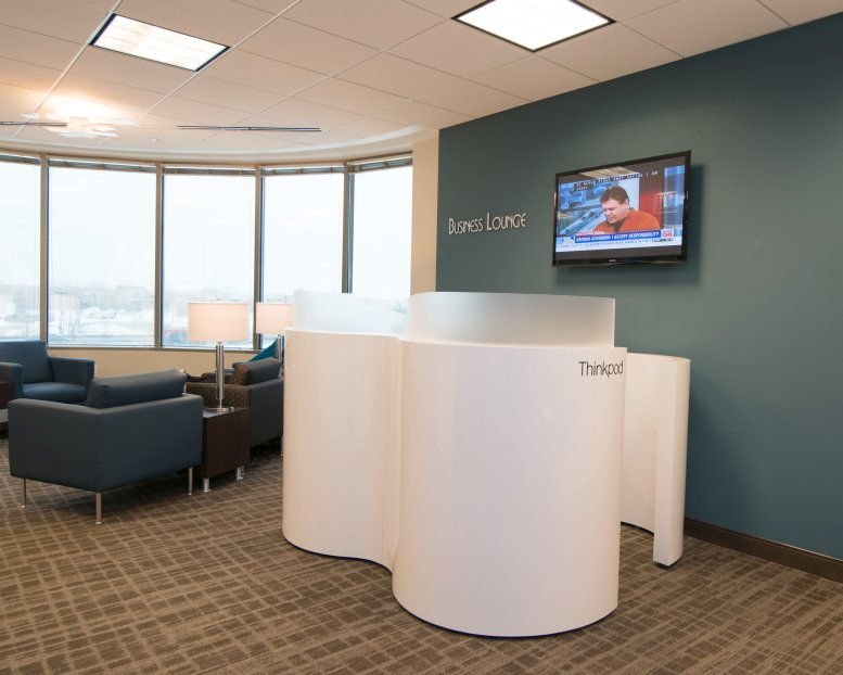 This is a photo of the office space available to rent on Prairie Glen Corporate Campus, 2700 Patriot Blvd