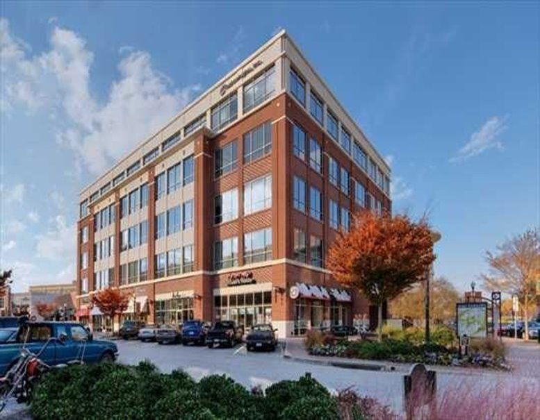 11815 Fountain Way, Suite 300, Oyster Point Office Space - Newport News