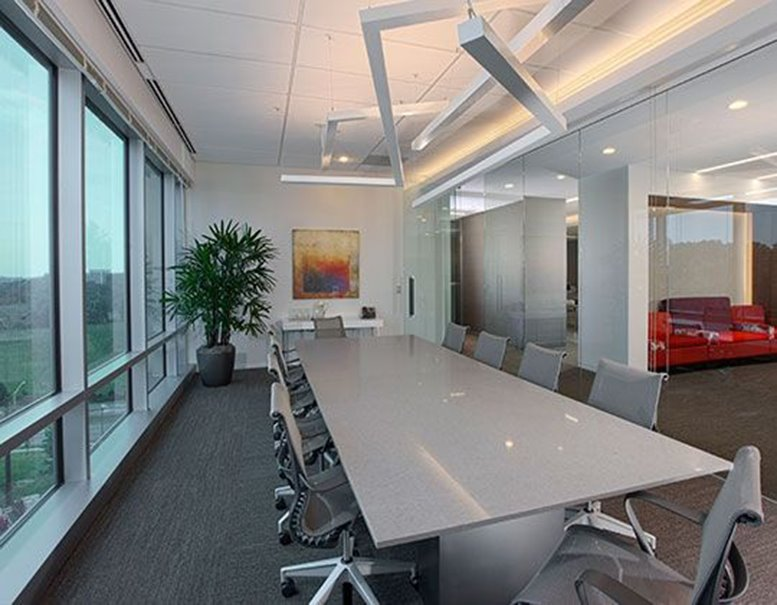 Photo of Office Space on 9711 Washingtonian Boulevard, Suite 550 Gaithersburg