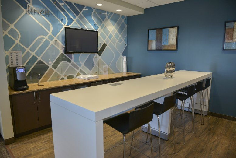 This is a photo of the office space available to rent on Melford Town Center, 16701 Melford Blvd