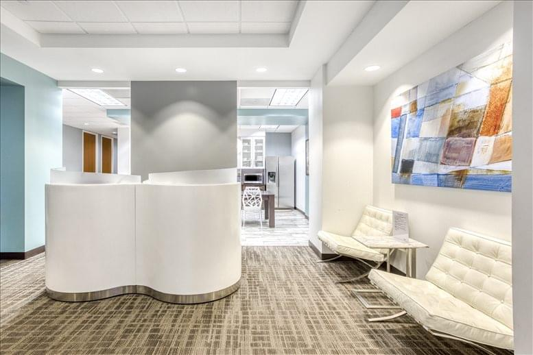 This is a photo of the office space available to rent on 1 Alhambra Plaza, Floor PH, Columbus Business Center