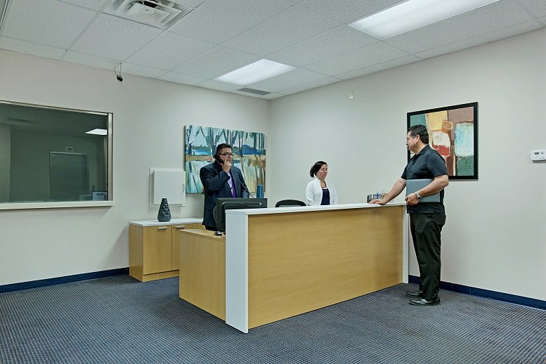 1100 Matamoros Street, 2nd Floor Office Space - Laredo