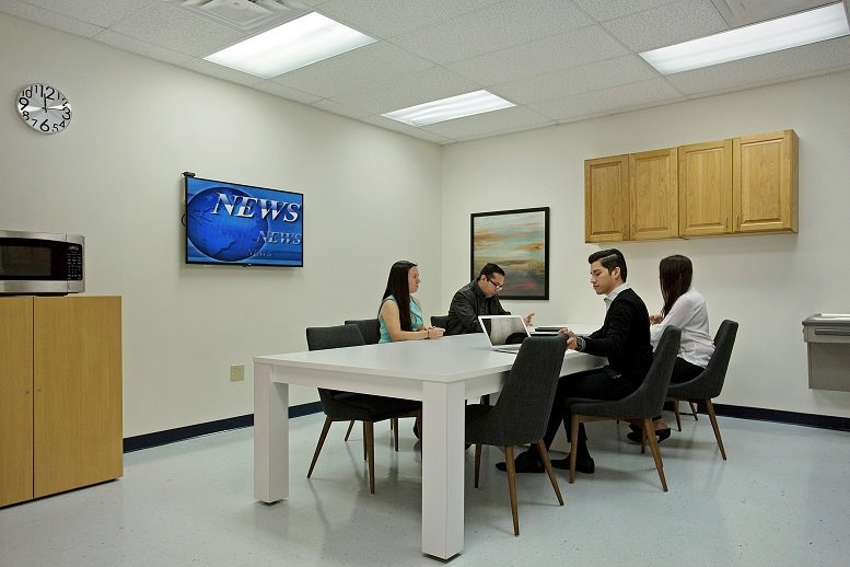 This is a photo of the office space available to rent on 1100 Matamoros Street, 2nd Floor