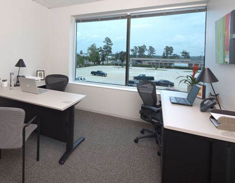 This is a photo of the office space available to rent on Springwoods, 24624 Interstate 45 North