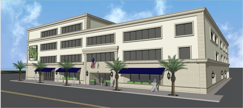 The Atrium available for companies in West Palm Beach