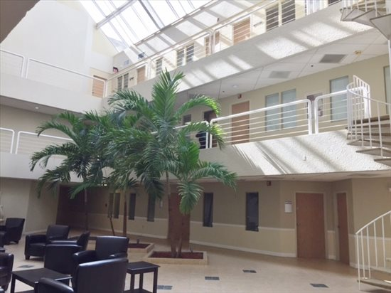 This is a photo of the office space available to rent on The Atrium, 324 Datura Street