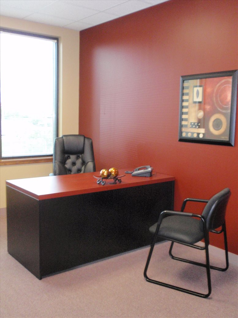 This is a photo of the office space available to rent on 5000 Central Park Drive, Suite 204