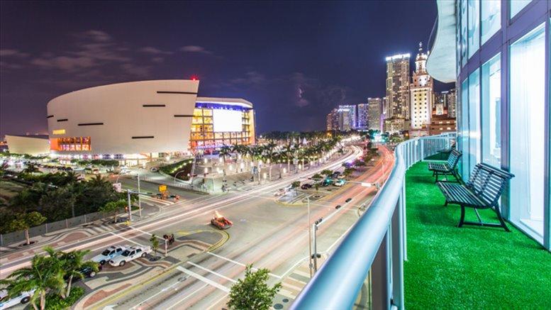 888 Biscayne Blvd, Downtown Miami Office Space - Miami