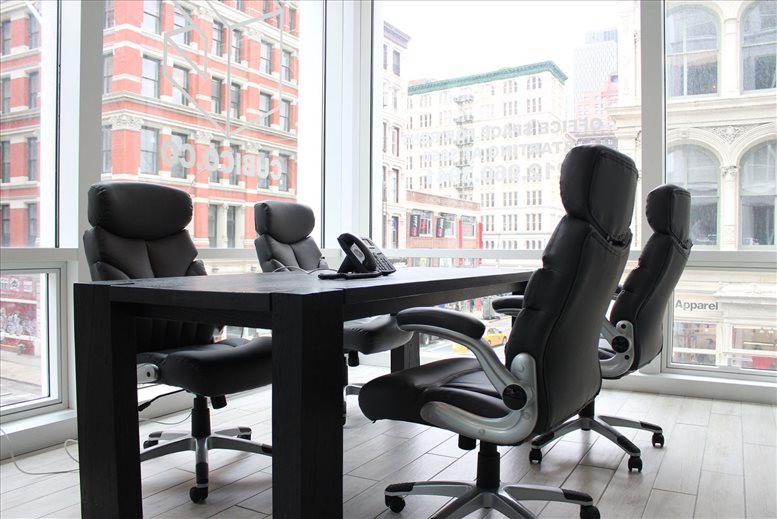 Photo of Office Space on 433 Broadway, SoHo NYC