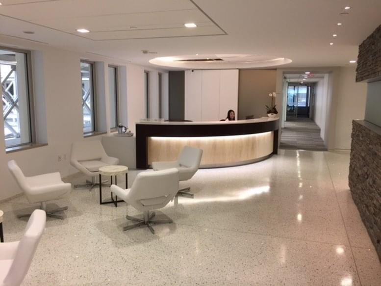 The Homer Building, 601 13th St NW, 9th Fl Office for Rent in Washington DC