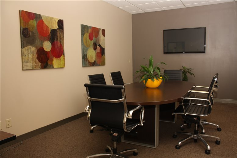 One Crosswoods, 100 E Campus View Blvd, Crosswoods Office Images