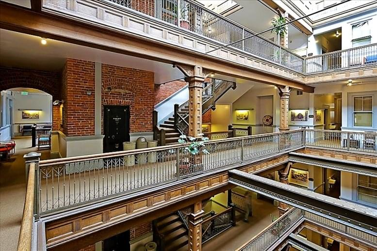 Photo of Office Space available to rent on Pioneer Building, 600 1st Ave, Pioneer Square, Seattle