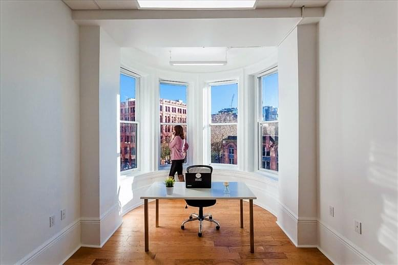 This is a photo of the office space available to rent on Pioneer Building, 600 1st Ave, Pioneer Square
