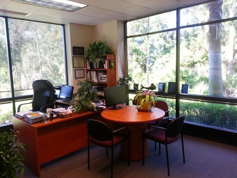 This is a photo of the office space available to rent on 27499 Riverview Center Blvd, Bonita Bay
