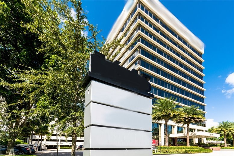 1645 Palm Beach Lakes Boulevard Office Space - West Palm Beach