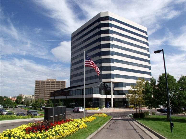 Bellview Tower, 7887 East Belleview Avenue, Denver Tech Center, Englewood Office Space - Denver