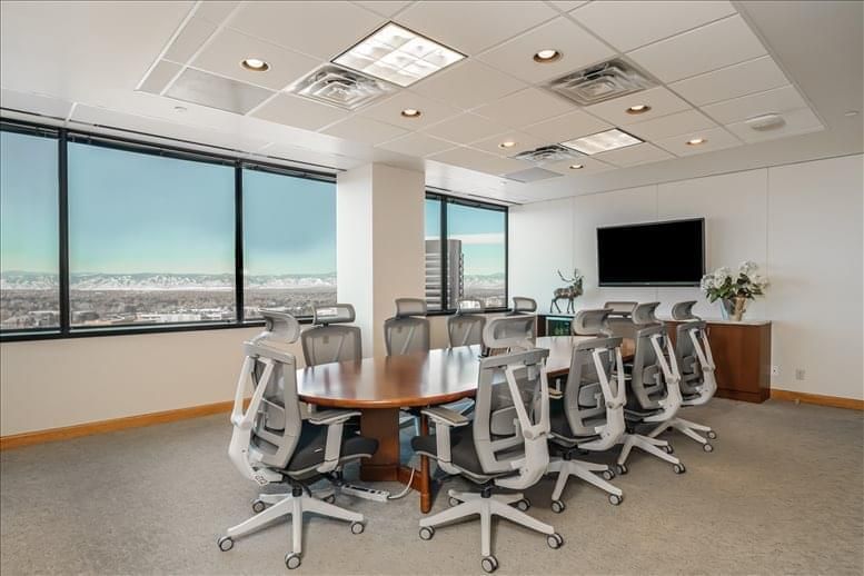 Office for Rent on Bellview Tower, 7887 East Belleview Avenue, Denver Tech Center, Englewood Denver