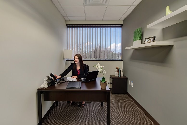 Three Parkside, 473 East Carnegie Drive, Suite 200 Office for Rent in San Bernardino