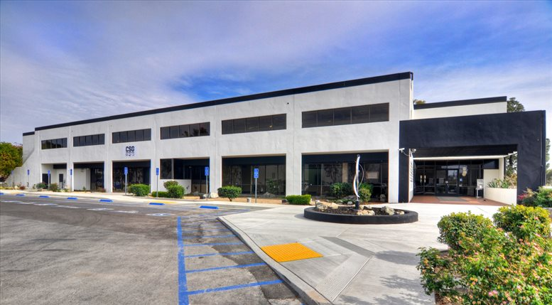 Eureka Building, 1621 Alton Parkway Office Space - Irvine