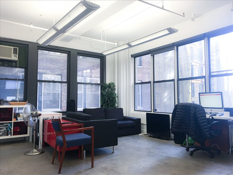 Photo of Office Space on 242 W 30th St, Penn Station, Chelsea, Midtown, Manhattan NYC