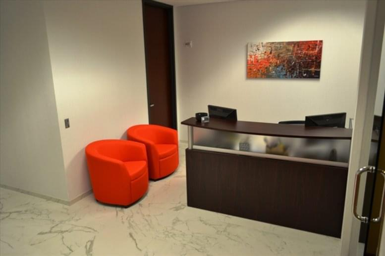 This is a photo of the office space available to rent on Crown Pointe, 1050 Crown Pointe Pkwy, Dunwoody