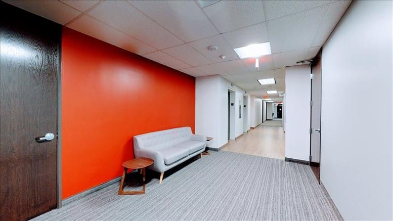 This is a photo of the office space available to rent on 8035 E R L Thornton Fwy