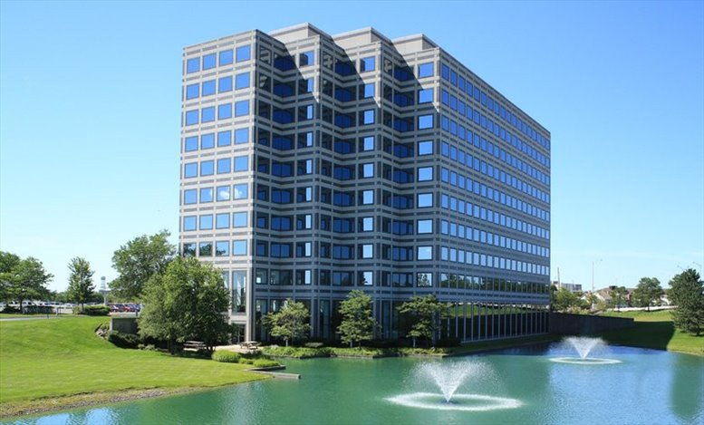 1901 N Roselle Rd, 8th Fl Office Space - Schaumburg