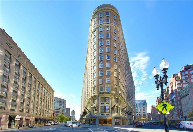 Picture of Park Plaza Building, 20 Park Plaza, Back Bay Office Space available in Boston