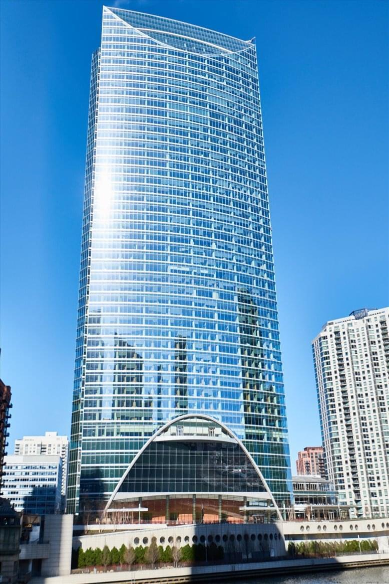 River Point, 17th Fl, 444 W Lake St, West Loop Office Space - Chicago
