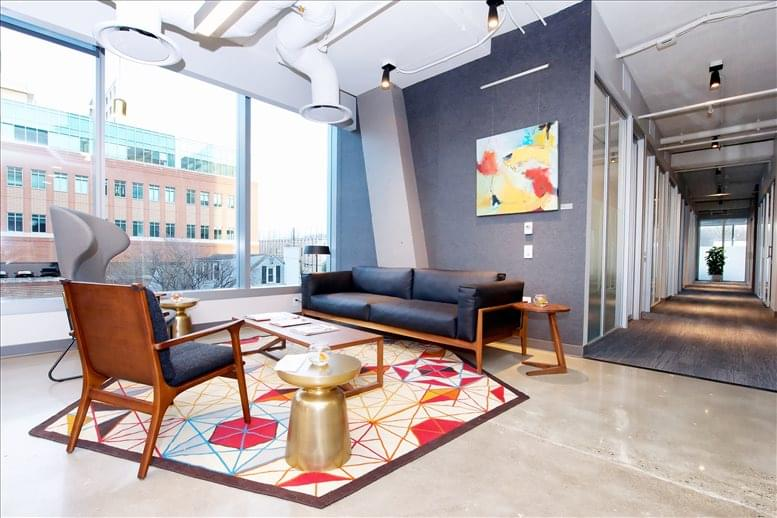 4500 East West, Downtown Office Space - Bethesda
