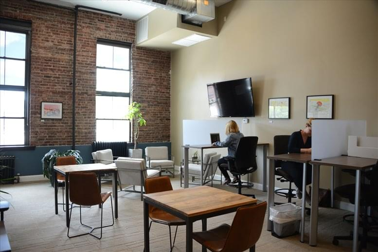 This is a photo of the office space available to rent on 45 N. Broad Street
