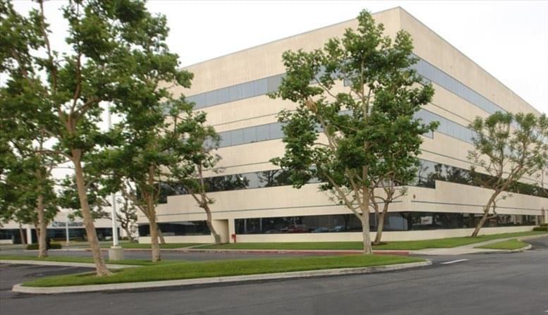 16700 Valley View Ave Office Space - La Mirada