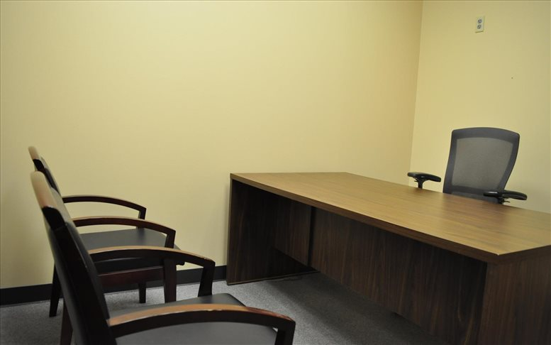 This is a photo of the office space available to rent on 6200 Savoy Dr, Sharpstown