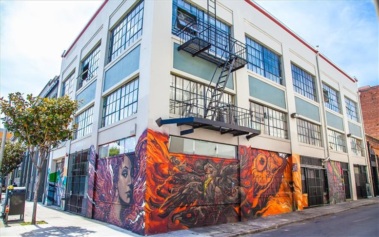 934 Howard St, SoMa Office for Rent in San Francisco