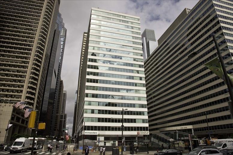 1515 Market Street, Center City Office for Rent in Philadelphia