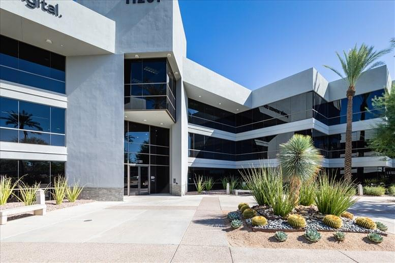 Anasazi Plaza Office Park available for companies in Phoenix