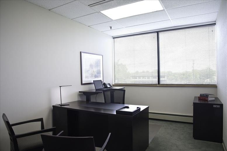This is a photo of the office space available to rent on 10000 Lincoln Drive East, Suite 201
