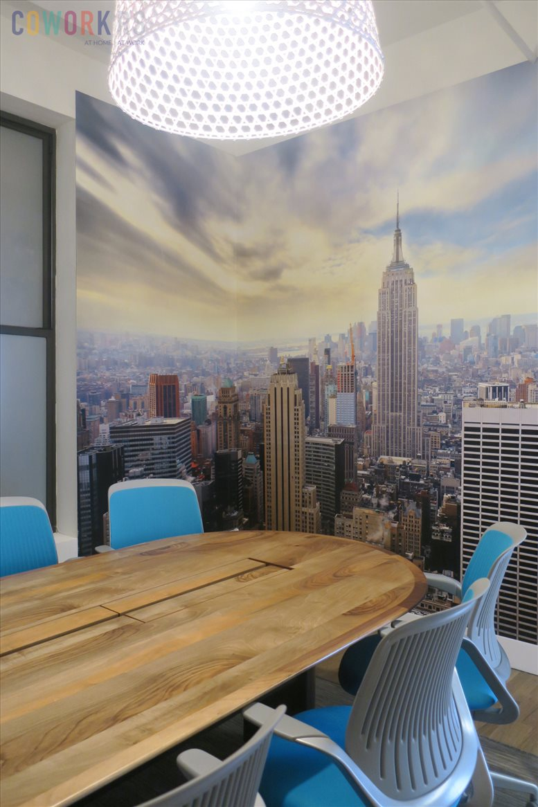 Photo of Office Space on 115 E 23rd St, Flatiron, Manhattan NYC