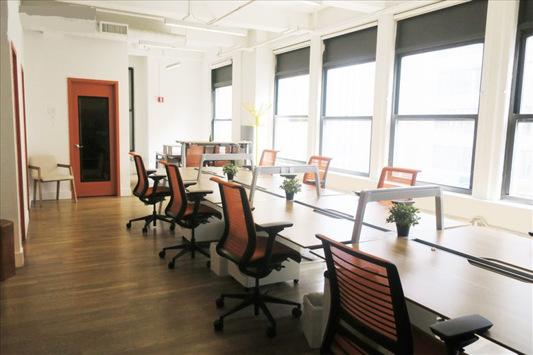 Photo of Office Space available to rent on 115 E 23rd St, Flatiron, NYC